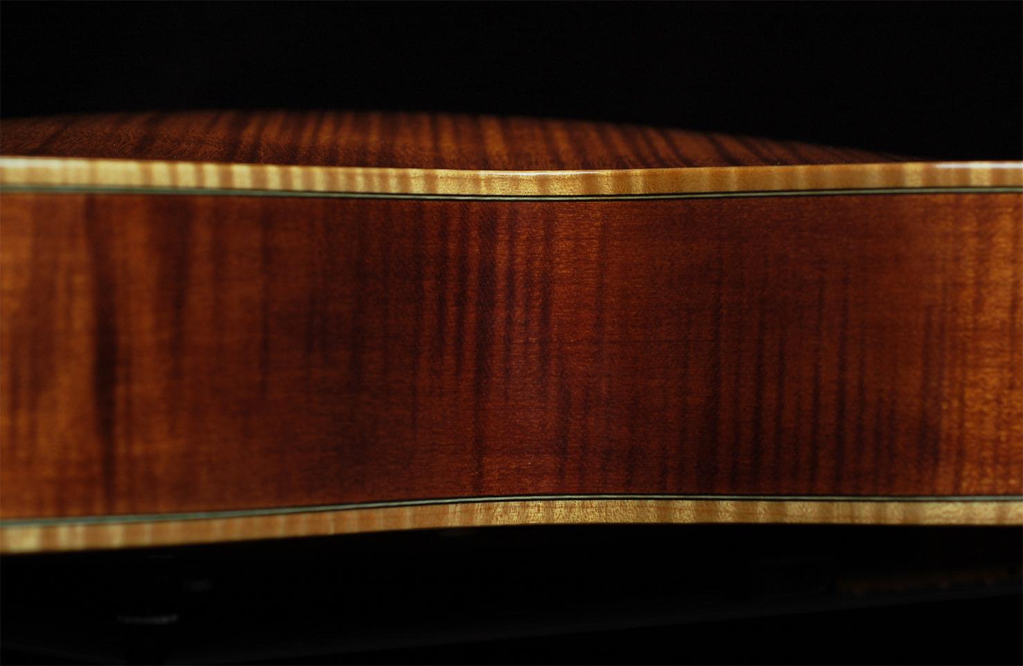 Maple bindings and inner waste
