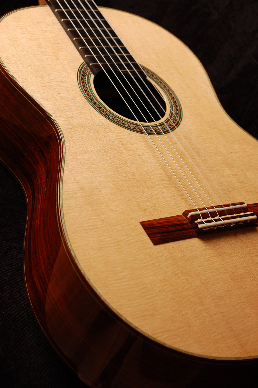 A special Spruce top