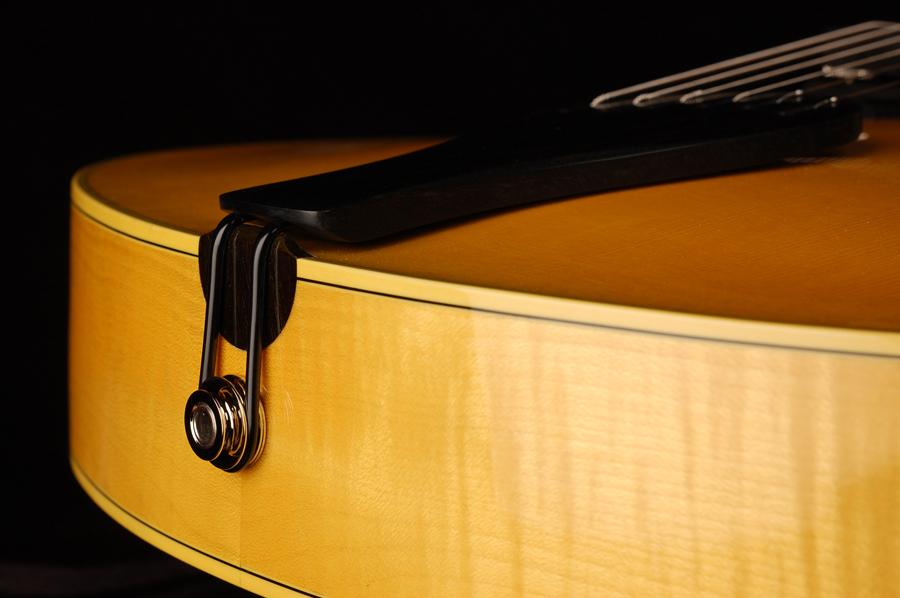 Tailpiece and Saddle
